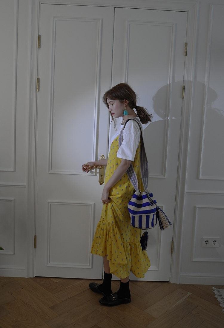 [Sold OUt] 꽃보다 dress