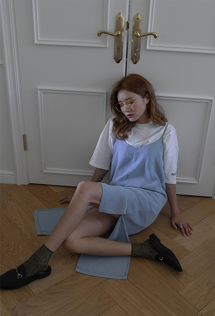 [Sold Out] 소라 뷔스티에dress